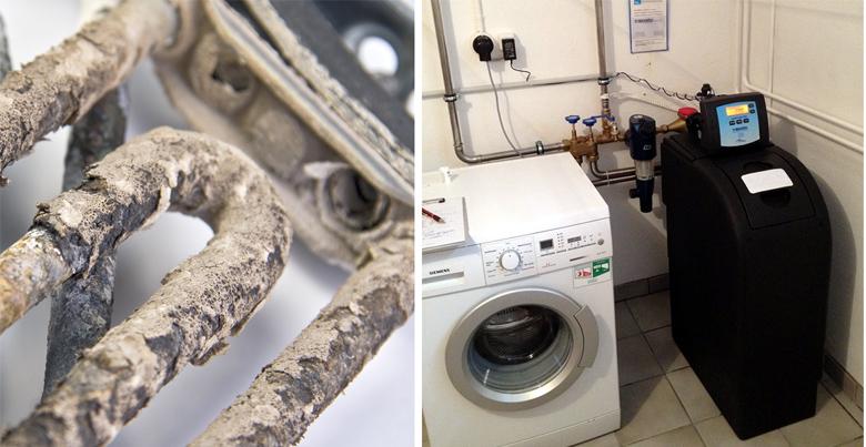 Hard water: de gevolgen op je huishoudtoestellen